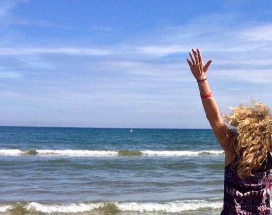 Das Meer, der Himmel und ich
